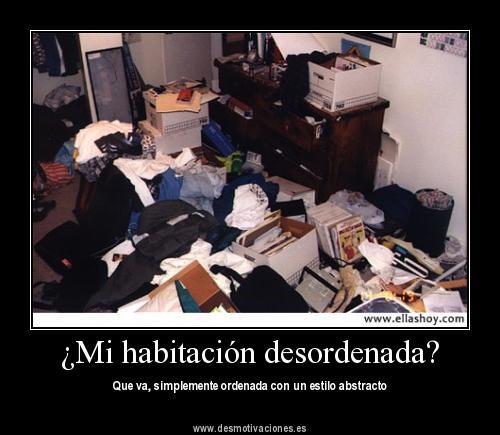 Por qu no limpio mi cuarto cient ficamente taringa - Como limpiar una habitacion ...