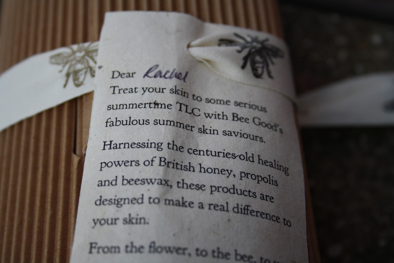Bee Good Vanilla & Honey Lip Balm