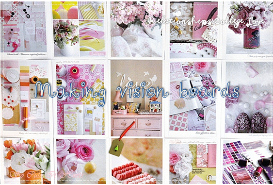 vision board, be successful, get successful fast, tips for success, law of attraction, the secret, the secret application