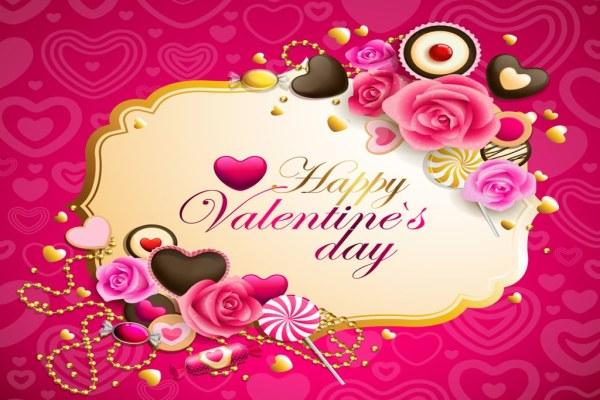 Gambar Kartu Ucapan Selamat Hari Valentine 2013