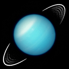 uranus planet nasa with rings - photo #17