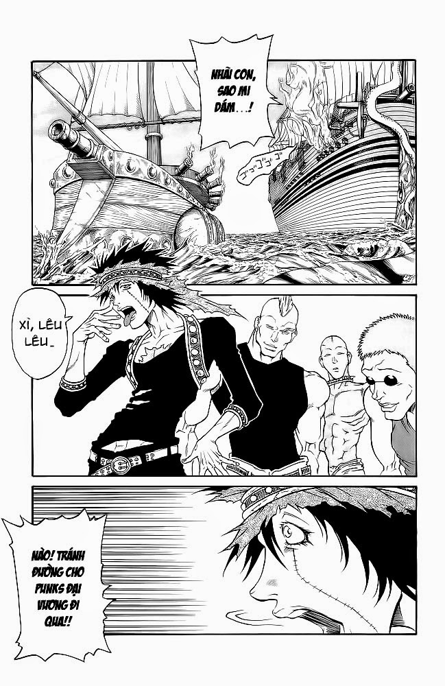 Vua Trên Biển – Coco Full Ahead chap 221 Trang 15 - Mangak.info