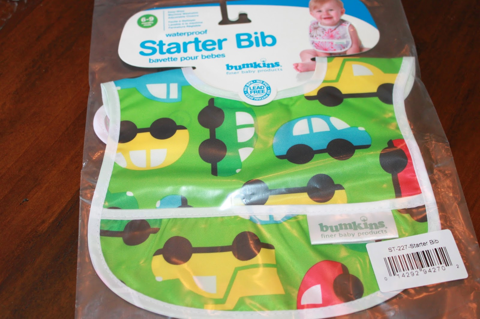 Decorate Baby Bibs His Plan Not Ours Citrus Lane Review November Box