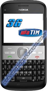 Dados para configuração da conexão TIM 3G