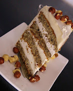Hazelnut Coffee Cheese Cake