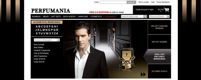 Perfume at PerfuMania.Com