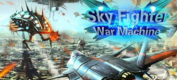 Sky Fighter War Machine v1.0 [Mod Money]