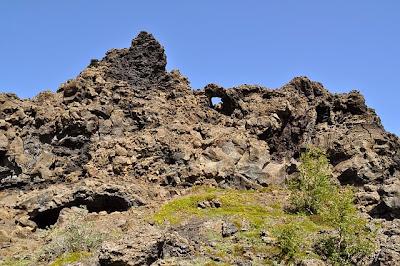 Iceland Dimmuborgir