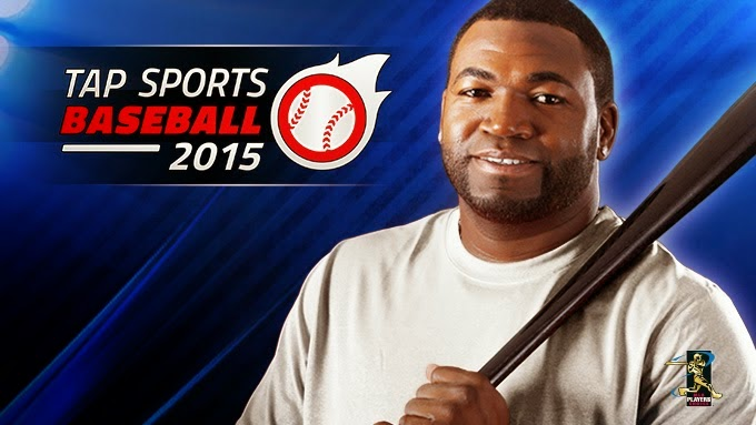 TAP SPORTS BASEBALL 2015 MOD APK (Unlimited Golds)
