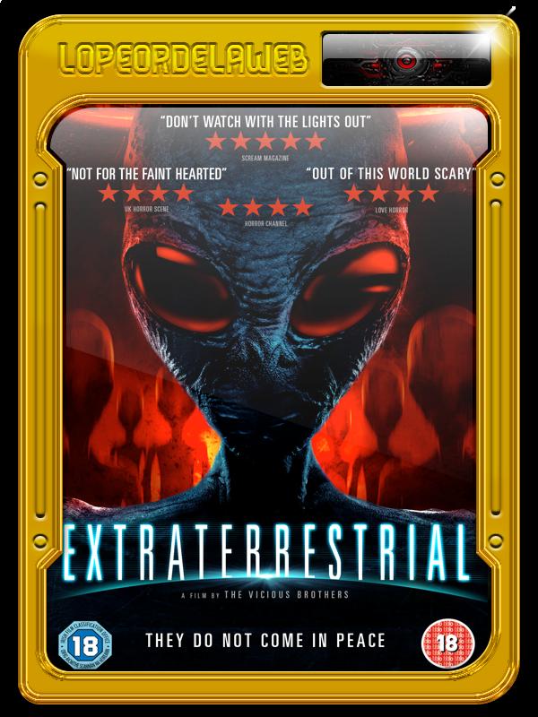 Extraterrestrial | Los Visitantes (2014) 720p-Dual-Mega