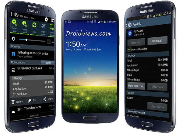Cara Install Ulang Flashing Samsung Galaxy S4 GT-I9500