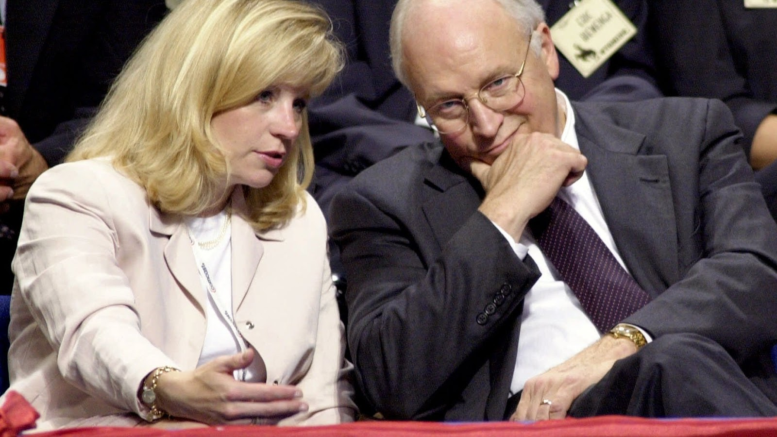Dick cheney marriage equality