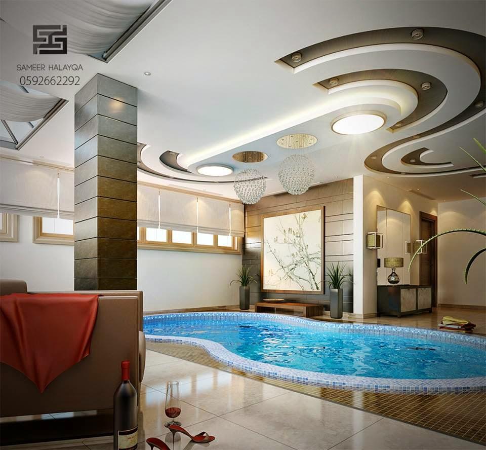 Interior villa decorating ideas decor units for Villa interior design ideas