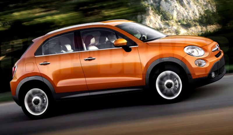 FIAT 500X: CROSSOVER MADY IN ITALY