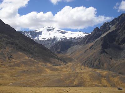 Punto más alto entre Cuzco y Puno