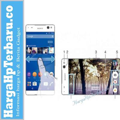 Xperia C5 Ultra Bakal Miliki LED Flash untuk Selfie