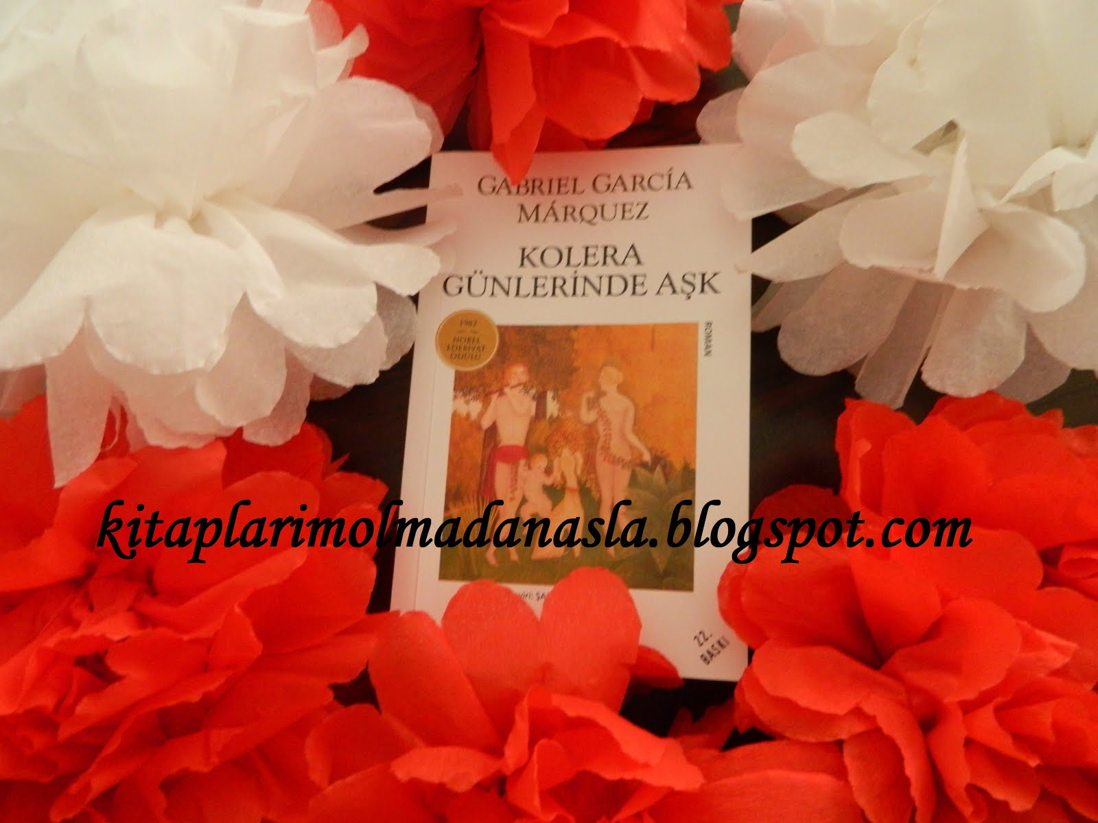 GABRİEL GARCİA MARQUEZ - KOLERA GÜNLERİNDE AŞK