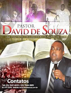 Pr DAVID DE SOUZA