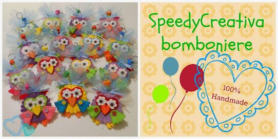 Bomboniere Speedy Creativa
