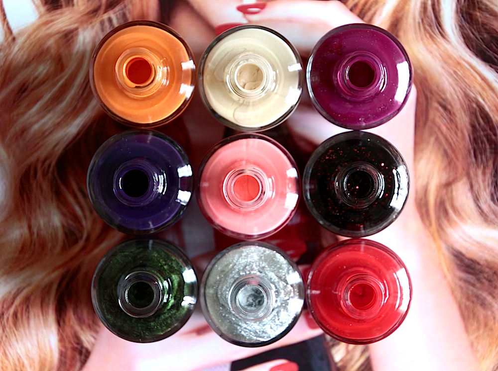 opi collection coca cola vernis swatches avis test