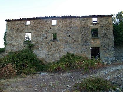 Façana nord de Pujalt