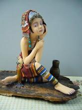 游曜鴻雕塑人形證書