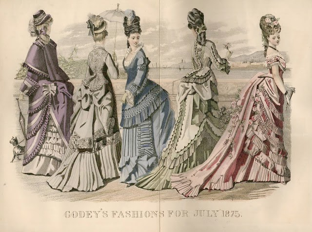 Flashback Summer: Life Advice for Young Southern Women - Godey's Lady's Book 1875