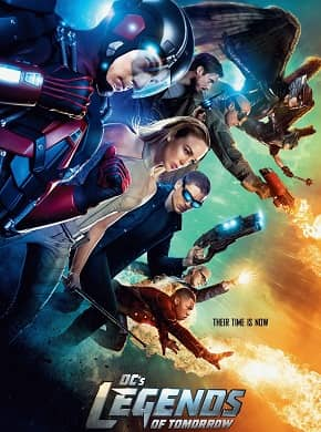 DC´s Legends Of Tomorrow Temporada 1 Capitulo 13 Latino