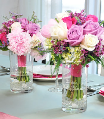 Wedding Table Decorations Centerpieces