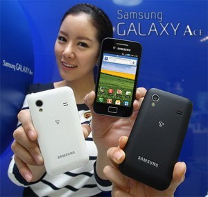 Samsung Galaxy Ace (SHW-M240S) for South Korea comes with T-DMB mobile TV