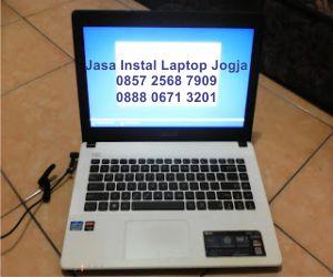 instal ulang laptop jogja