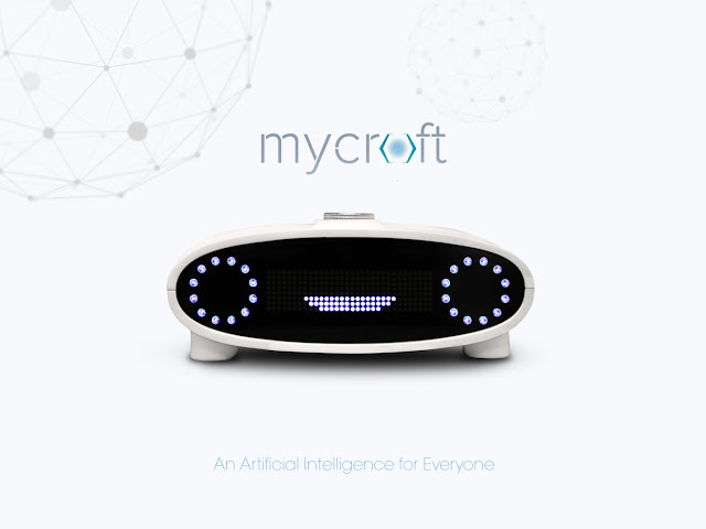 mycroft opensource artificial intelligence for home