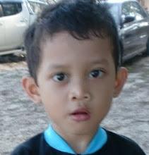 Naufal Aqeel*third nephew