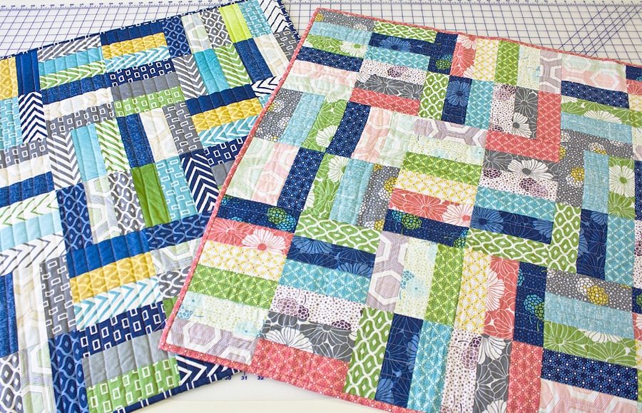 V And Co V And Co Jelly Roll Jam Quilt Free Pattern And Video