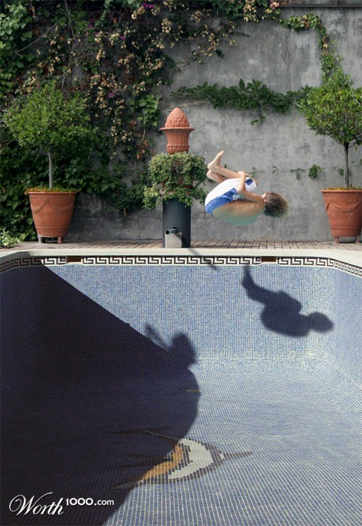 Seconds From Disaster creative Photomanipulations Funny