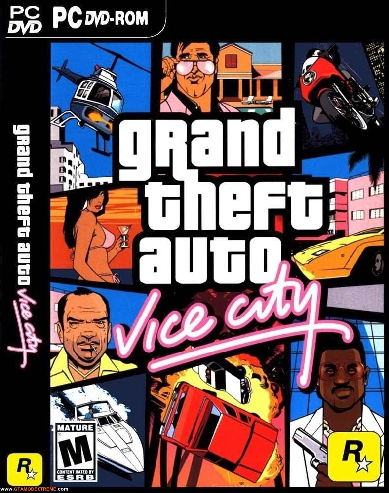 GTA Vice City (PC) Completo - Download via Torrent