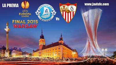 Previa Dnipro Vs Sevilla FC