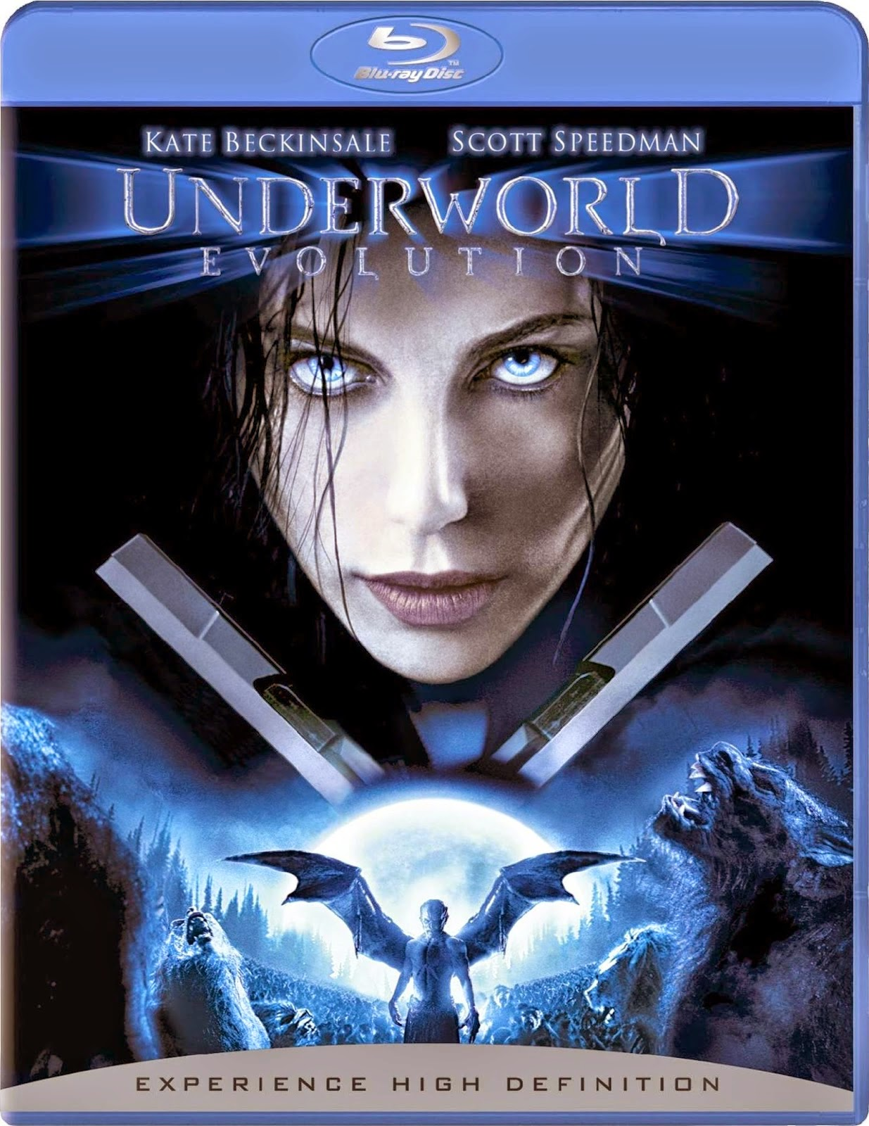 Underworld : Evolution (2006) ~ สงครามโค่นพันธุ์อสูร อีโวลูชั่น