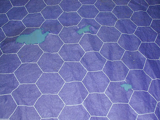 Blunders on the danube galactic knights first two battles for Space made of fabric