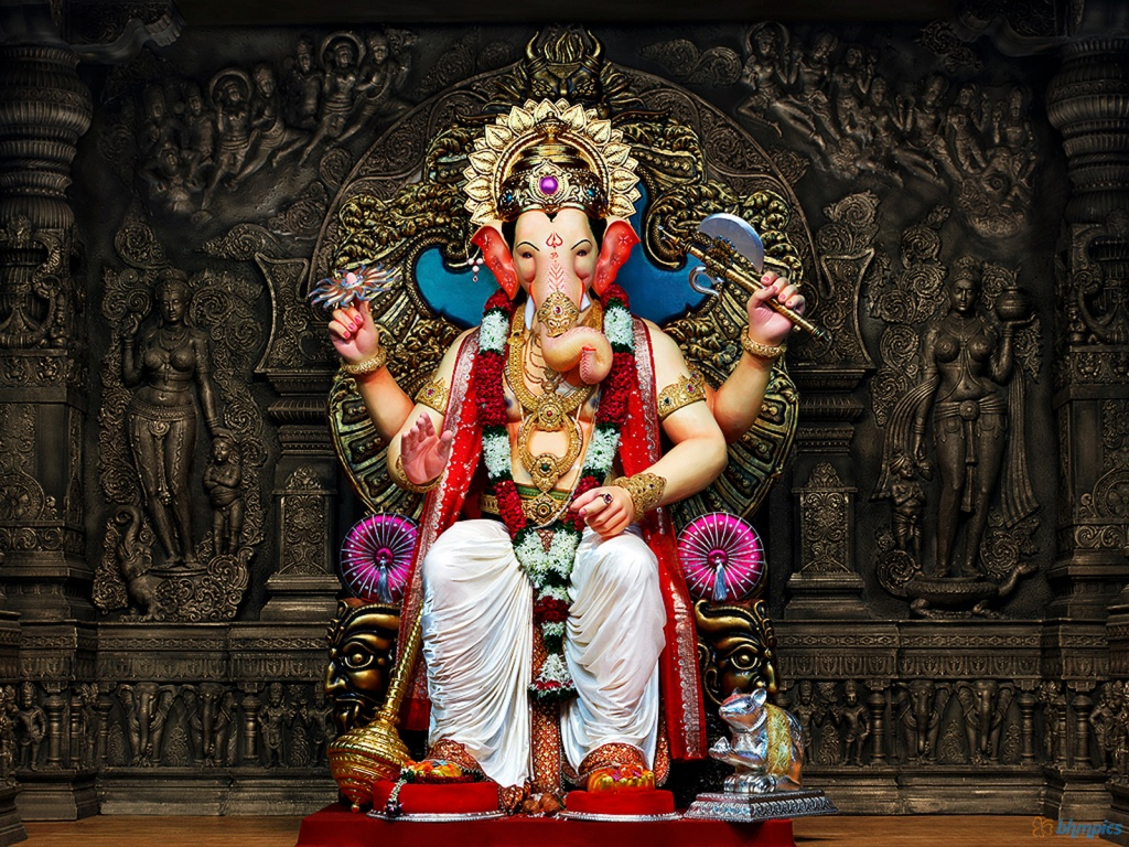 Ganesh Chaturthi is a religious festival observed