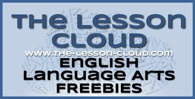 www.the-lesson-cloud.com ELA Freebies