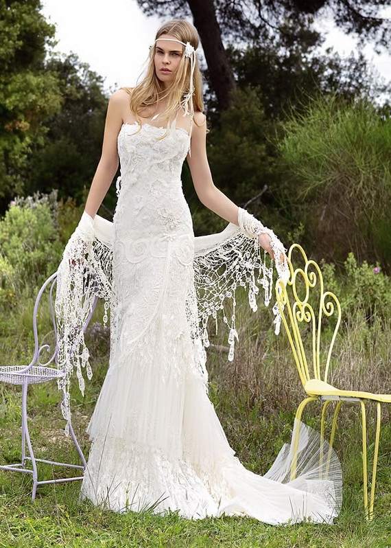 Labels: Bohemian Wedding Dresses