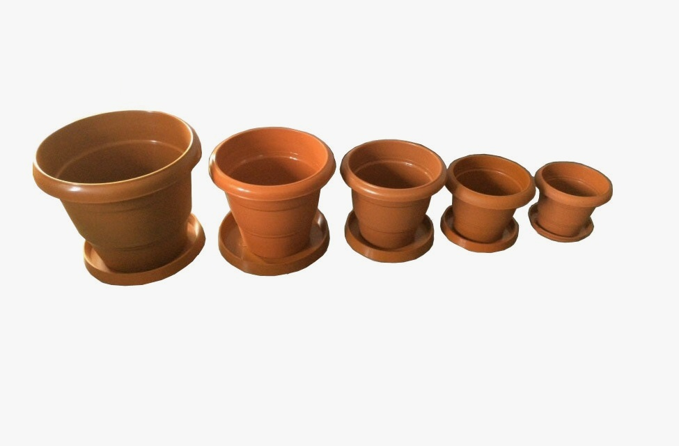 Plastic Pots for Plants in Ahmedabad