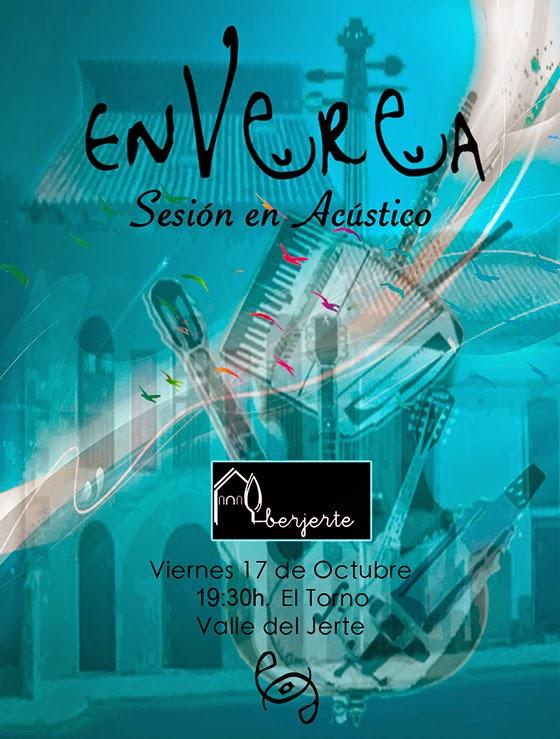 """""""En Verea"""" actuación en Alberjerte. San Lucas 2014"""