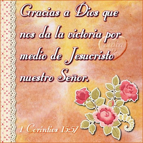 postal cristiana para la mujer con mensaje de motivación de fe