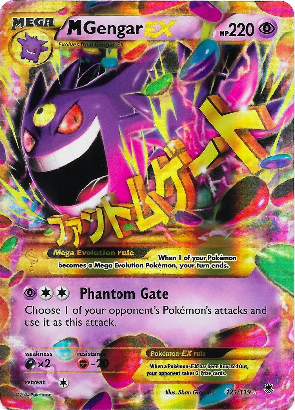 Mega Gengar EX -- Phantom Forces - 208.4KB
