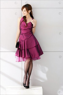 halter evening dress