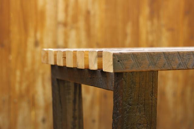 Arbor Exchange Reclaimed Wood Furniture Hemlock Dining  : MG4040 from arborexchange.blogspot.com size 640 x 427 jpeg 44kB