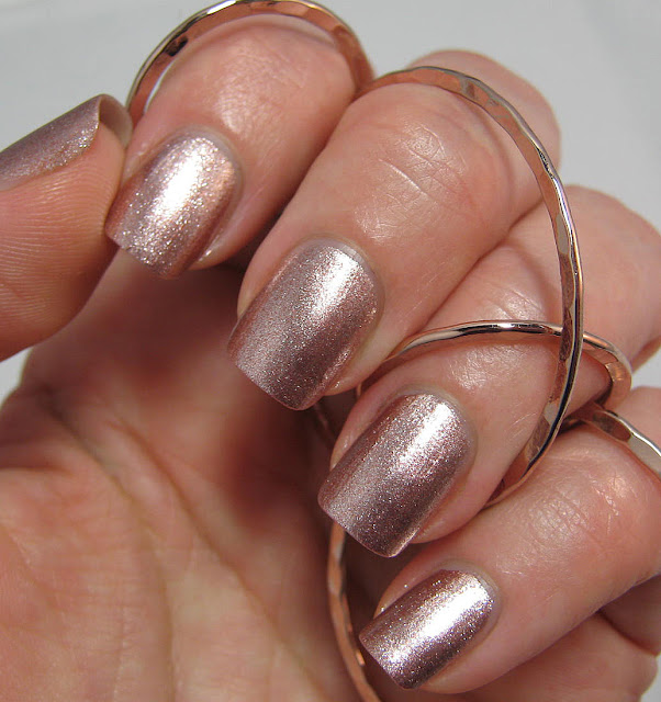 Orly Rage swatch and review