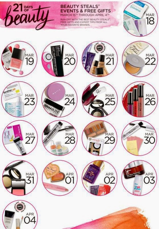 Ulta's 21 Days of Beauty, By Barbies Beauty Bits